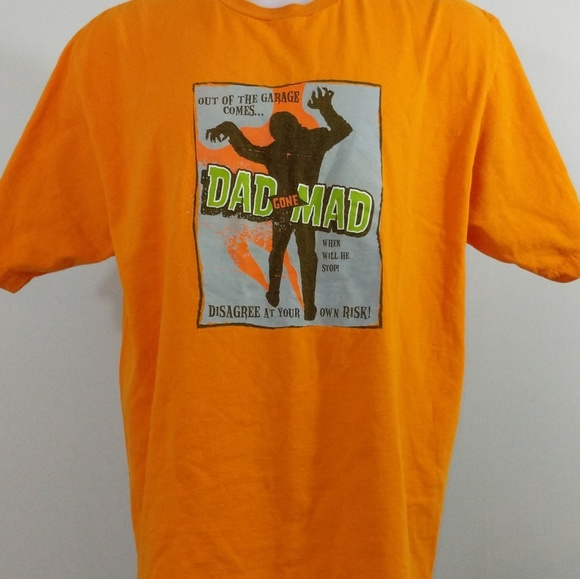 Other - The Thing Mad Dad Tshirt